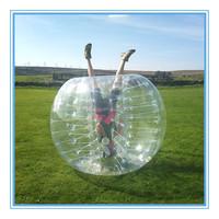 Fwulong PVC/TPU human bubble ball,loopy ball,crazy loopyballs For Sale