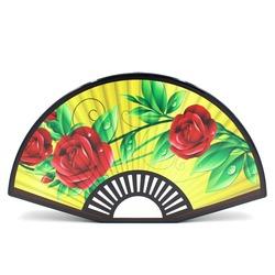 Promotional Fan Shape Acrylic Hard Shell Clutch Bags (SQE1034-1)
