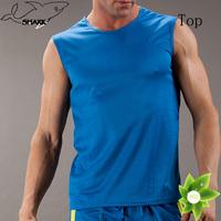 Onlne wholesale gym wear athletic wear MEN basketball gym tank top jacket running gym singlets for men