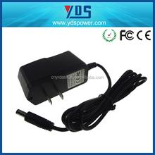 UK EU US AU tablet pc 9v charger 12V 9V 5V 1.5A 2A 3.6A 14v 500ma power adapter