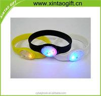 Promotional fashion LED silicone watches