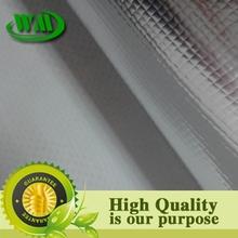 high quality heat insulation woven aluminum foil sheet roll