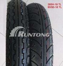 llantas para motocicleta 360H-18 / 90/90-18 /3.00-18