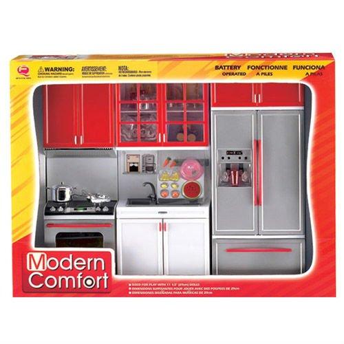 3 1 plastik mutfak oyuncakları Modern rahatlık ışık ve sesile