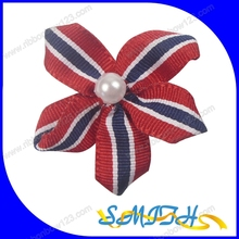 MSD beautiful ribbon flower for shoes/clothing decoration