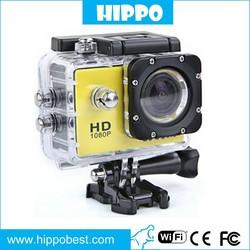 HD 1080P Wifi Action Camera SJ4000 Diving 30M Waterproof Extreme Cam G-Senor Sport DV Helmet Camera Sports Camera Sj4000