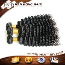 Cheap brazilian hiar unprocessed 5a grade wholesale brazilian hair deep curly wave hair