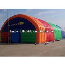 High quality inflatable camping tent,large inflatable marquee for sale