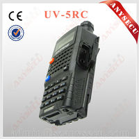 UV dual band UV-5RC Wide/Narrow Band Selection portable repeater radio