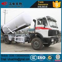 Sewage Suction Truck Vacuum Truck