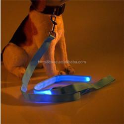 New Products Nylon Led Dog Leashes For Dog Walking And Training