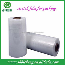 Soft Hardness And Cheap Price PE Stretch films