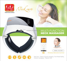 KIKI Rechargeable personal neck massager. Health Care products. Fashion body massager. Electric neck massager