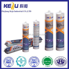 For building high flexibility glass adhesive weather-proof silicone sealant/glue