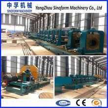 HG219 high-frequency welding seamless steel pipe mill machine