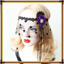 Party Face Lace Mask, Lace Sexy Headdress