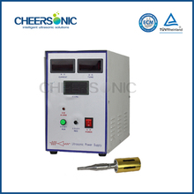 LUIP100 auto tracking ultrasonic stain disperse machine