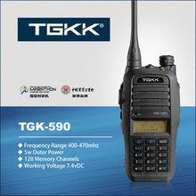 TGK-590 Ham Two Way Radio Portable Radio With Professional FM Transceiver