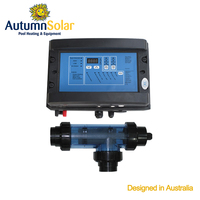 Easy to set salt chlorinator system for keep your swimming pool pure