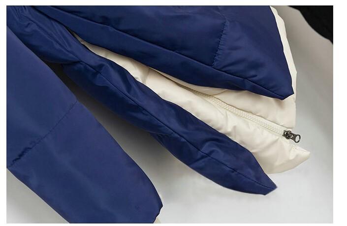 к 2015 году новых зимних пальто женщин хит шить толстый пуховик цвета и длинные секции военной платье Повседневная верхняя одежда wto20