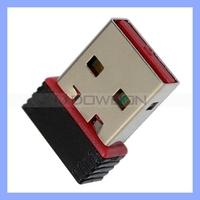 Mini USB 150MBPS Wifi Wireless Adaptor 802.11n/b/g Lan Network Dongle Adapter