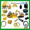 XCMG Shantui LIUGONG CHANGLIN HYUNDAI JONYANG KOMATSU spare parts Excavator&Bulldozer Track Shoe/Track Pad