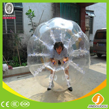 hot newly crazy adult buddy bumper ball, inflatable body bumper ball,inflatable bubble football