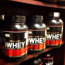 Optimum Nutrition 100% Gold Standard Whey 0.91kg - Milk Chocolate