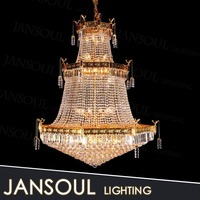 high end crystal chandelier for mosque from france