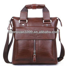 Luxury leather bag handbags 2015 leather bags men leather briefcase plastic briefcase men's bag