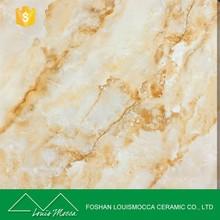 High quality floor design porcelain tile looks like marble