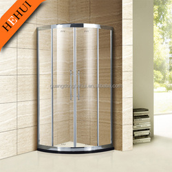 2RC-L999 glass outdoor showers rooms and easy installation shower enclosure with cheap portable shower room