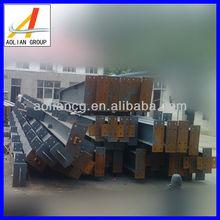 steel outdoor billboard structure