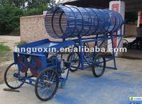 Popular Nigerial and Cambodia cassava peeling and slicing machine