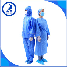 First Aid Nonwoven Surgical Gown from China Manufacturer