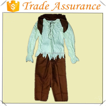 Factory sale cosplay costumes Pirates of the Caribbean Halloween Party cosplay Costume for sale
