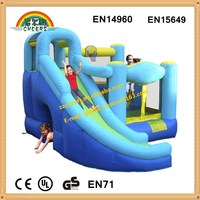 Best price on Inflatable bouncer with slide inflatable bounce house