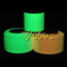 high quality wholesale polyester sewing thread 150d/2 polyester glow in the dark
