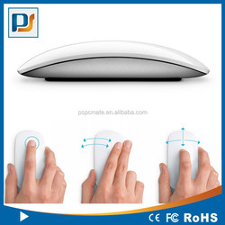 Ultra slim touch mouse 2.4G Wireless mice computer slik printing acceptable 3D optical mouse