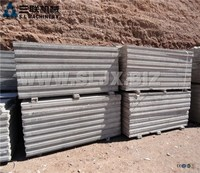 high quality precast concrete plants / frp construction for sale in China