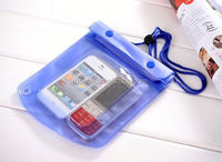 Hanging Waterproof Cel Lphone Case With Velcro Closure
