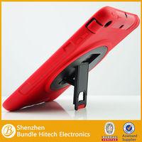 PC Silicone Combo Case For iPad mini,for ipad mini silicone shockproof case