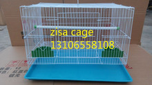 cheap price 60 x40x40cm big wire bird cages for sale