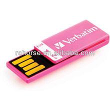 Store 'n' Go Clip-it - USB flash drive - 2 GB - USB 2.0 -promotional super thin credit card usb flash drive
