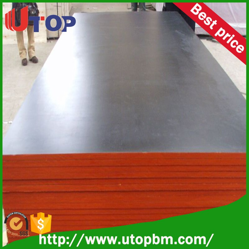 18mm Marine Grade Phenolic Film Faced Plywood With Smooth