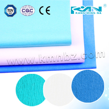 Disposable medical crepe paper for wrapping