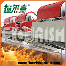 Hot sale industrial orange juice production line price