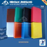flexible heat resistant plastic manufacture