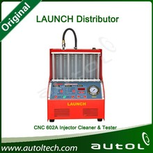 Factory Price LAUNCH CNC602A Fule injector cleaner & tester CNC 602A advanced electromechanical machine CNC-602A