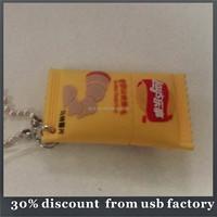 wholesale 8GB candy shape pvc cartoon usb flash drive